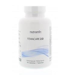 Nutramin NTM Femacare 2.0 90 tabletten | Superfoodstore.nl