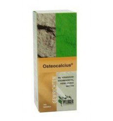 Pfluger Osteocalcius 100 tabletten   Superfoodstore.nl