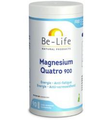 Be-Life Magnesium quatro 900 90 softgels   Superfoodstore.nl