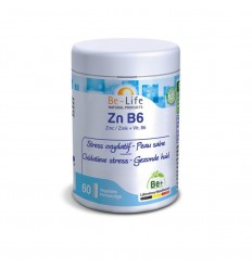 Be-Life Zn B6 60 softgels | Superfoodstore.nl