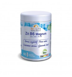 Be-Life Zn B6 magnum 60 softgels | Superfoodstore.nl
