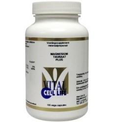 Vital Cell Life Magnesium tauraat plus B6 100 capsules |