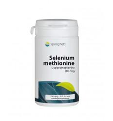 Springfield Selenium methionine 200 100 capsules |
