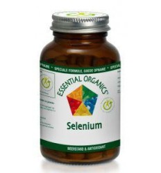 Essential Organ Selenium NP 50 mcg 90 tabletten | € 12.86 | Superfoodstore.nl