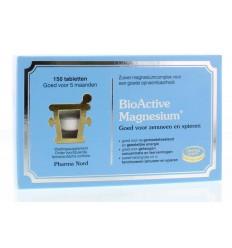 Pharma Nord BioActive magnesium 150 tabletten | € 13.88 | Superfoodstore.nl