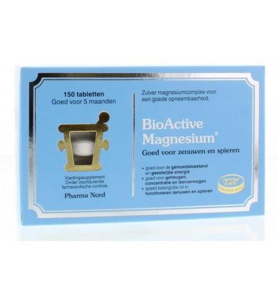 Pharma Nord BioActive magnesium 150 tabletten |