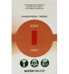 Soria Iodo jodium retard 150 mcg 48 tabletten |
