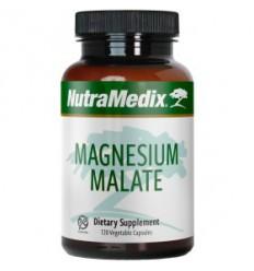 Nutramedix Magnesium malaat 120 vcaps | € 15.86 | Superfoodstore.nl