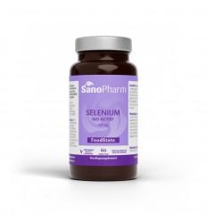 Sanopharm Selenium 100 mcg 60 tabletten | € 13.28 | Superfoodstore.nl