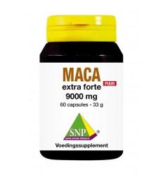 Maca SNP Maca extra forte 9000 mg puur 60 capsules kopen