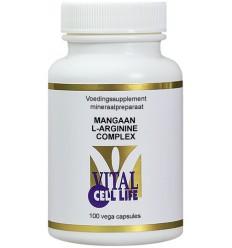 Vital Cell Life Mangaan/L-arginine complex 100 capsules |