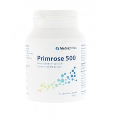 Metagenics Primrose 500 90 capsules | Superfoodstore.nl
