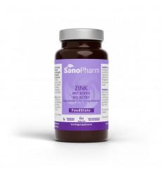 Sanopharm Zink 15 mg & koper 1 mg 60 tabletten | € 18.29 | Superfoodstore.nl