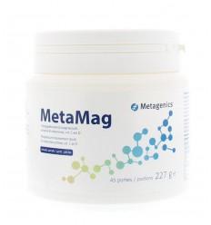 Metagenics Metamag perzik NF 227 gram | Superfoodstore.nl