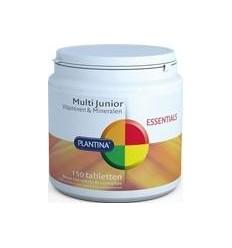 Plantina Multi junior 150 tabletten | Superfoodstore.nl