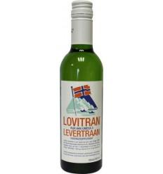 Lovitran Lovitran levertraan 365 ml | Superfoodstore.nl