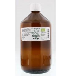 Cruydhof Lijnzaadolie koudgeperst bio 1 liter |