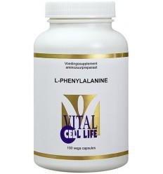L-Phenylalanine Vital Cell Life Phenylalanine 500 mg 100