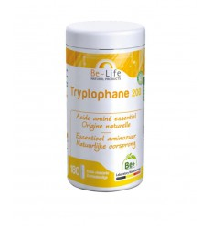 Be-Life Tryptophane 200 180 softgels | Superfoodstore.nl