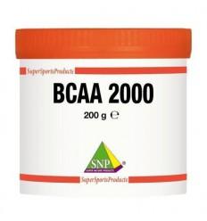 SNP BCAA XXL puur 200 gram | € 30.95 | Superfoodstore.nl