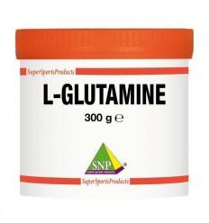 SNP L-Glutamine puur 300 gram | € 32.75 | Superfoodstore.nl