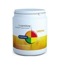 Plantina L Carnitine 125 tabletten | € 49.95 | Superfoodstore.nl