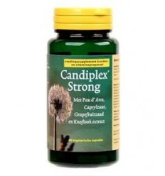 Venamed Candiplex Strong 60 vcaps | € 24.91 | Superfoodstore.nl