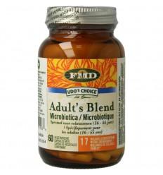 Udo's Choice Adult blend probiotica 60 capsules  