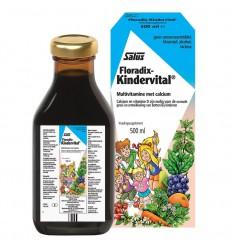 Salus Floradix kindervital 500 ml | Superfoodstore.nl
