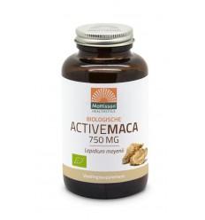 Mattisson Active maca 750 mg 90 vcaps | € 11.78 | Superfoodstore.nl