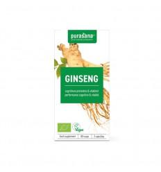 Purasana Bio ginseng 300 mg 80 vcaps | Superfoodstore.nl