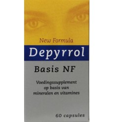 Depyrrol basis NF 60 vcaps | Superfoodstore.nl