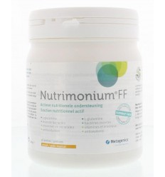 Metagenics Nutrimonium fodmap free tropical 56 porties 348 gram | € 42.95 | Superfoodstore.nl