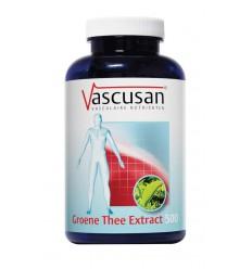 Voedingssupplementen Vascusan Groene thee extract 500 60 vcaps