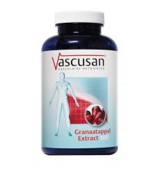 Vascusan Granaatappel extract 500 60 capsules | € 17.16 | Superfoodstore.nl