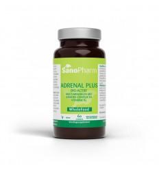 Voedingssupplementen Sanopharm Adrenal plus wholefood 60