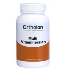 Ortholon Multivitamineralen 180 tabletten | Superfoodstore.nl