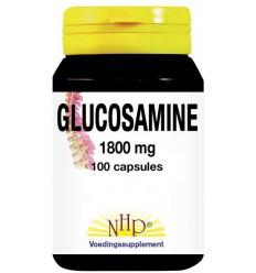 NHP Glucosamine extra forte 1800 mg 100 capsules |