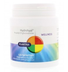 Plantina Hydrohyal 120 tabletten | € 105.89 | Superfoodstore.nl