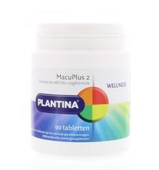 Plantina Macuplus 2 90 tabletten | € 35.35 | Superfoodstore.nl