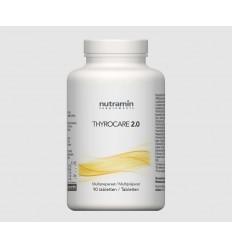 Nutramin NTM Thyrocare 2.0 90 tabletten | € 37.55 | Superfoodstore.nl