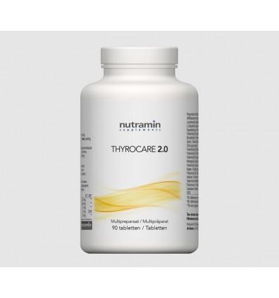 Voedingssupplementen Nutramin NTM Thyrocare 2.0 90 tabletten kopen