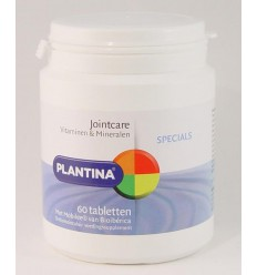 Plantina Jointcare 60 tabletten | € 29.50 | Superfoodstore.nl