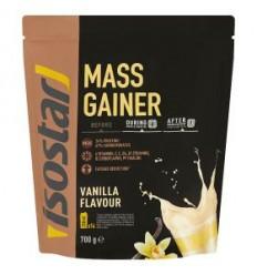 Isostar Mass gainer vanilla flavour 700 gram | Superfoodstore.nl