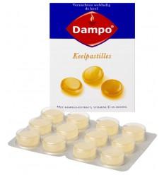 Dampo Keelpastilles 24 stuks   Superfoodstore.nl