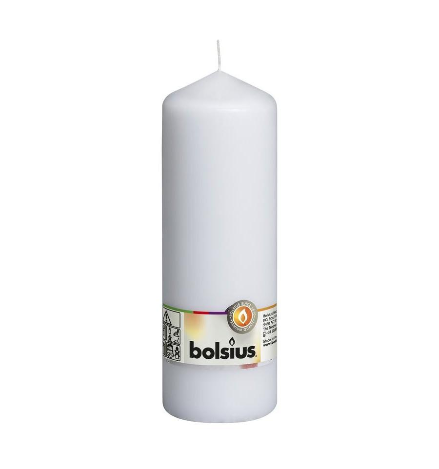 Bolsius Stompkaars 200/68 wit