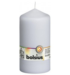 Bolsius Stompkaars 150/78 wit | Superfoodstore.nl