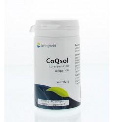 Energie Springfield CoQsol coenzym Q10 100 mg 60 softgels kopen