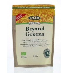 Udo's Choice Beyond greens 225 gram   Superfoodstore.nl
