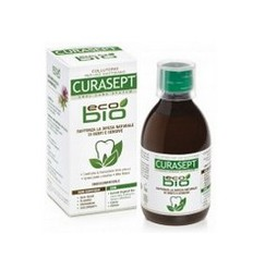 Curasept Ecobio mondspoeling 300 ml | Superfoodstore.nl